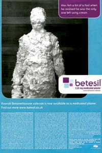 Betesil advertisement