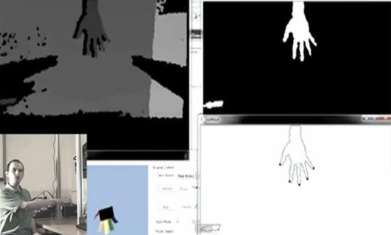 University of Southampton University of Southampton Xbox Kinect stroke rehabilitation