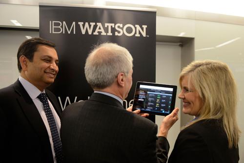 IBM Watson healthcare