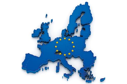 EU blue