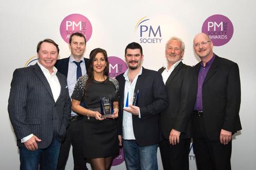 PM Society Awards  2014 Havas Life Medicom Fresenius Kabi