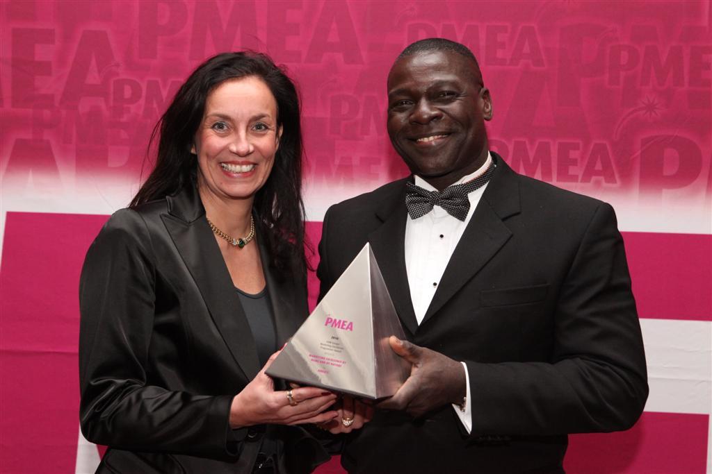 PMEA Winner - GSW Europe Marketing Excellence Award