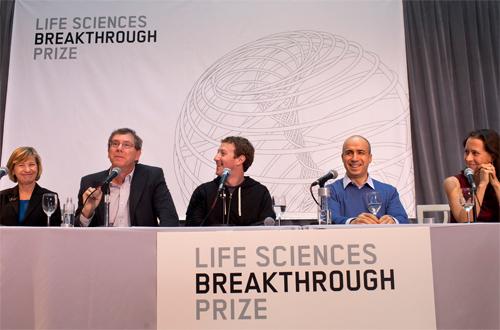 Breakthrough Prize in Life Sciences