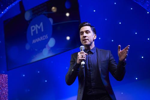 Russell Kane PM Society Awards  2014