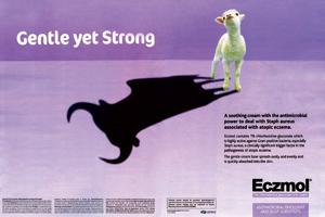 Eczemol advertisement