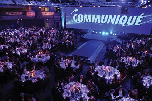 Communique Awards HCA