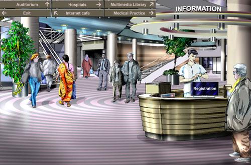 INMEDEA Simulator gaming in CME