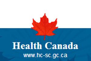 Canada Health Logo