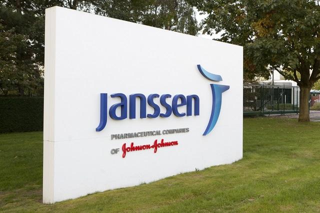 Janssen J&J building