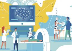 Current and future trends for developing digital medical communications