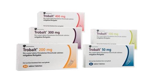 GlaxoSmithKline GSK Trobalt retigabine/ezogabine