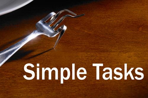 Salix British Rheumatology Society simple tasks