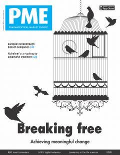 Breaking free PME sept