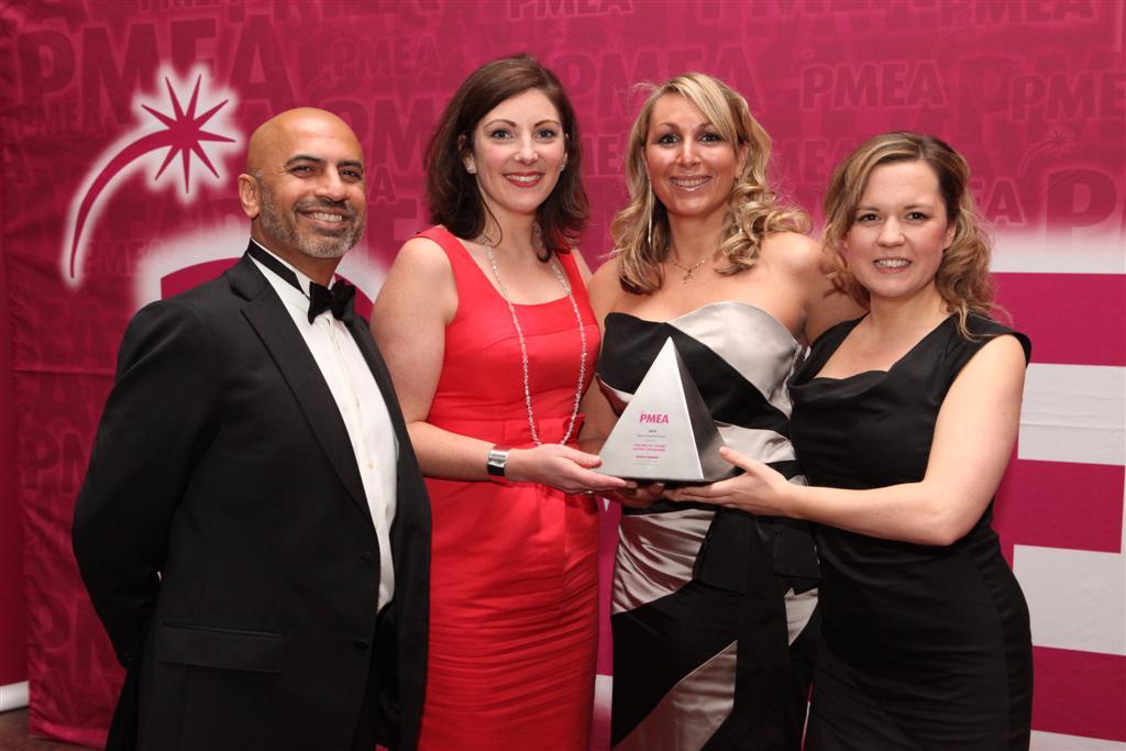PMEA Winner - Digital Innovation Award