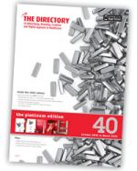 The Directory 40 cover
