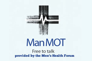 Men's Health Forum Pfizer Man MOT