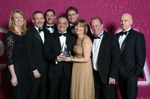 Janssen Company of the Year PMEA 2013
