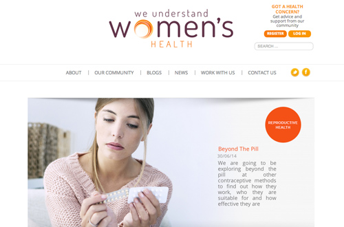 we understand womens health onxy blog