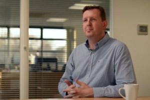 Fishawack CEO Oliver Dennis
