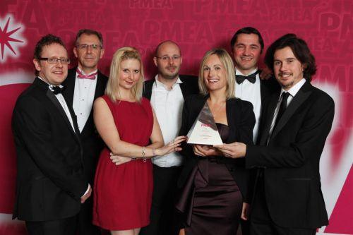 The Hill & Knowlton Award for Innovation winner PMEA 2011
