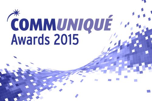 Communiqué Awards 2015