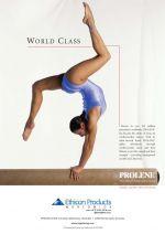 Prolene_gymnast on beam