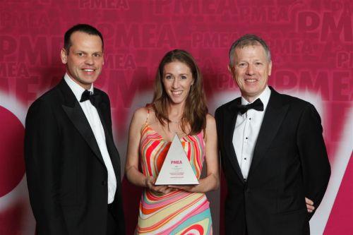 Customer Focus Award - Pharmacies winner PMEA 2011