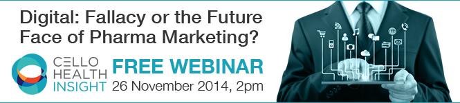Digital: Fallacy or the Future Face of Pharma Marketing?