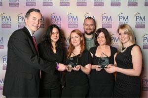 Mark Duckham, Moni Sims, Jane Applin, Christian Dawson, Sam Wright and Kerry Turner