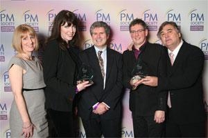Joanna Chin, Judith Wilson, John Flaherty, Richard Rayment and Stephen Wheatley