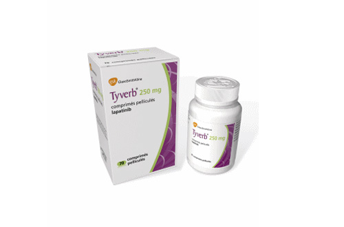 GSK Tyverb lapatinib oncology