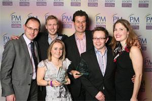 Richard Purdy, Ilya Todd, Cheryl Eubank, David Woolway, Colin Baker and Amy Westcott