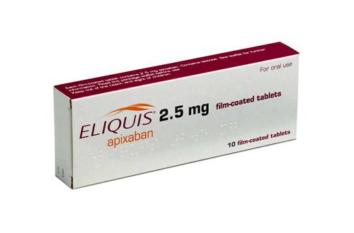 Eliquis product image